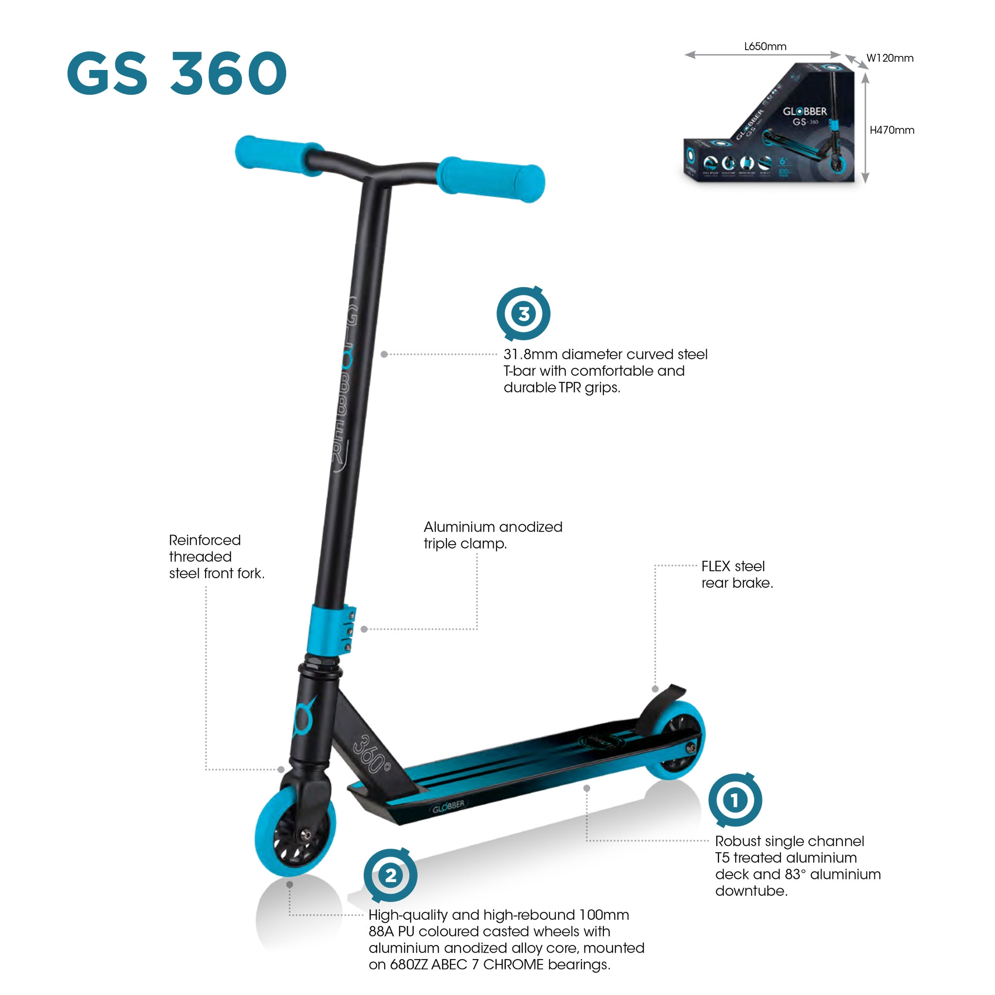 stunt-scooter-for-beginners-Globber-GS360 2