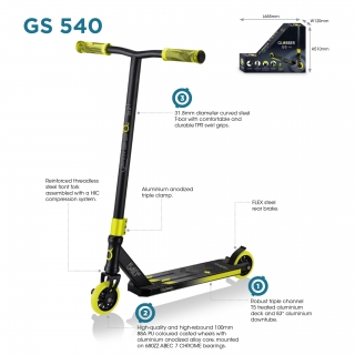 best-stunt-scooter-for-freestyling-Globber-GS540 thumbnail 2