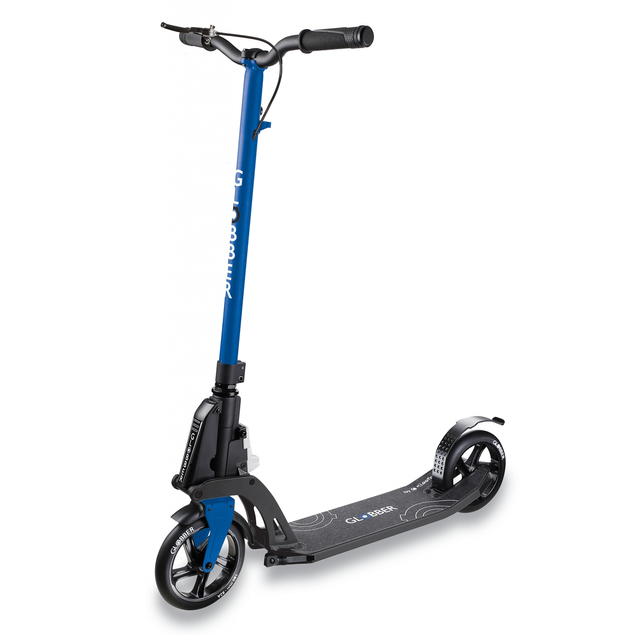 foldable scooter for adults with handbrake - Globber ONE K 180 BR 0