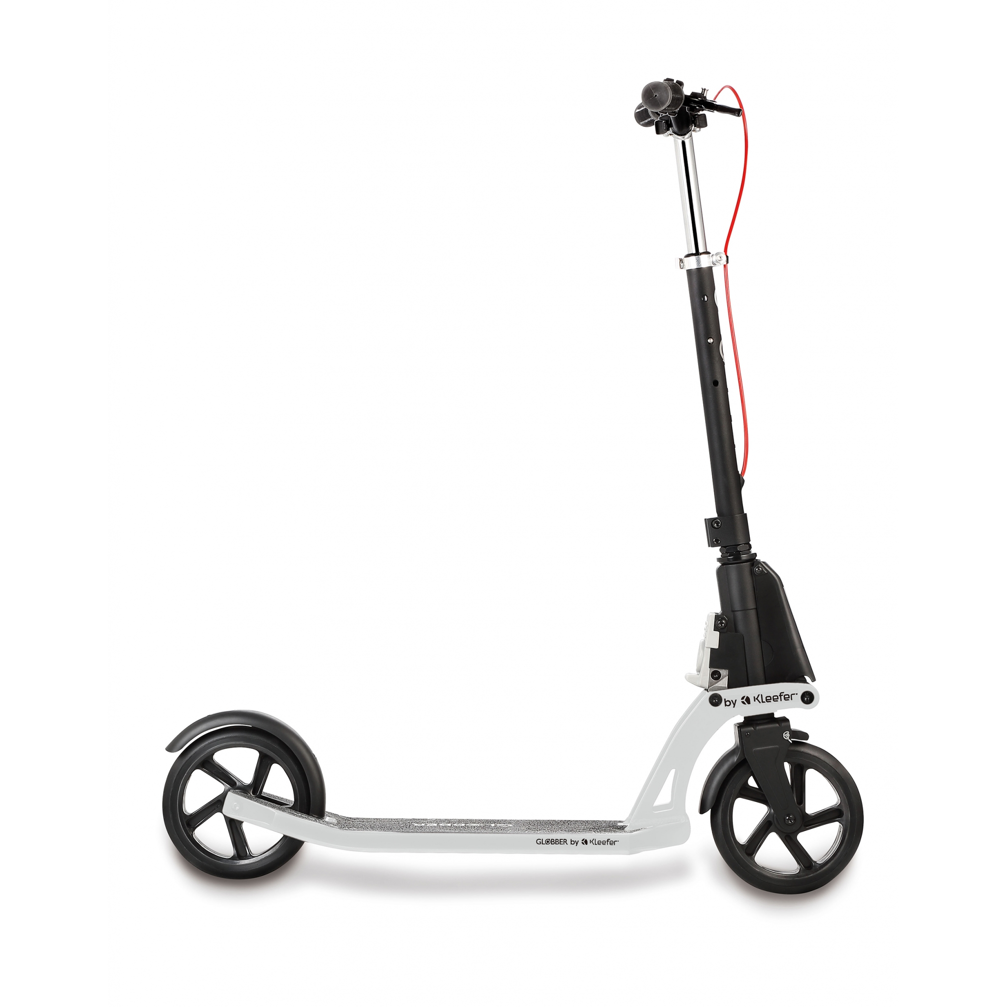 foldable scooter for adults with handbrake - Globber ONE K ACTIVE BR 1