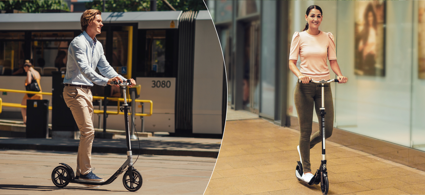 Cover image of New Teen & Adult Scooters Available!