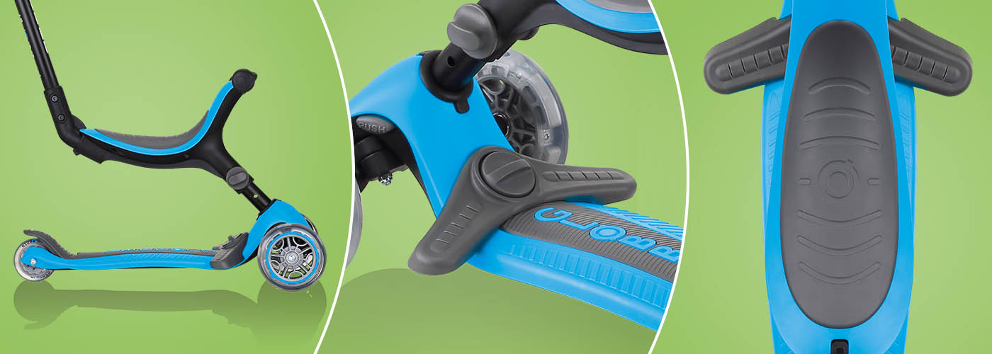 Best toddler scooter with seat's design
