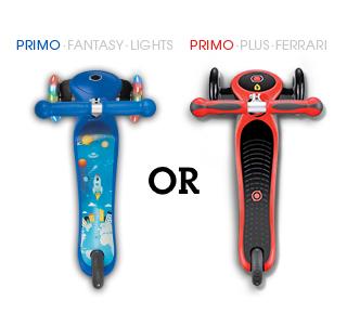 Cover image of Compare: PRIMO PLUS Ferrari vs PRIMO FANTASY