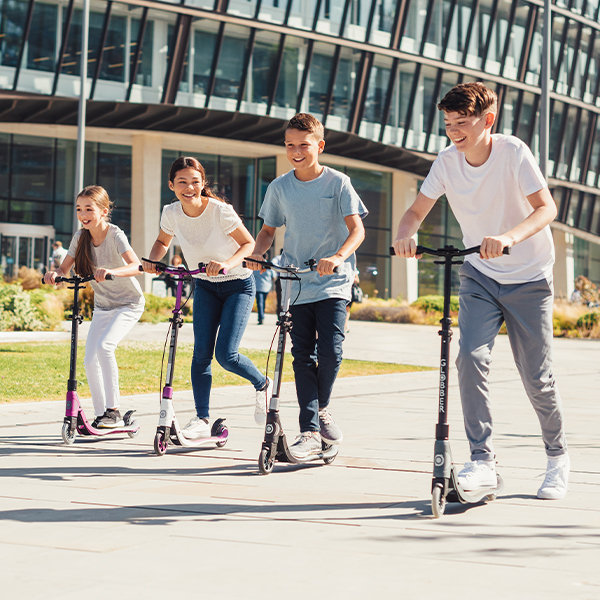 Cover image of New FLOW 125 2-wheel Scooter for Teens!