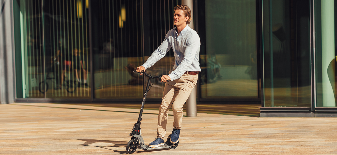 Cover image of The Story Behind Our Best-Selling ADULT Scooters!
