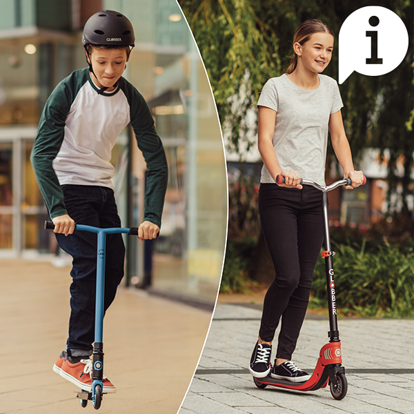 Cover image of How to Use FLOW, NL, GS & ONE NL Scooters for Teens