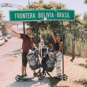 [Interview @aroundtheborders] Traveling with Globber Scooters