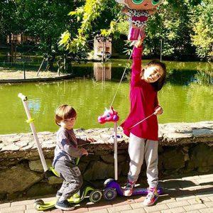 [Interview @kidslovetraveling] Cozy Family Trip on Globber!