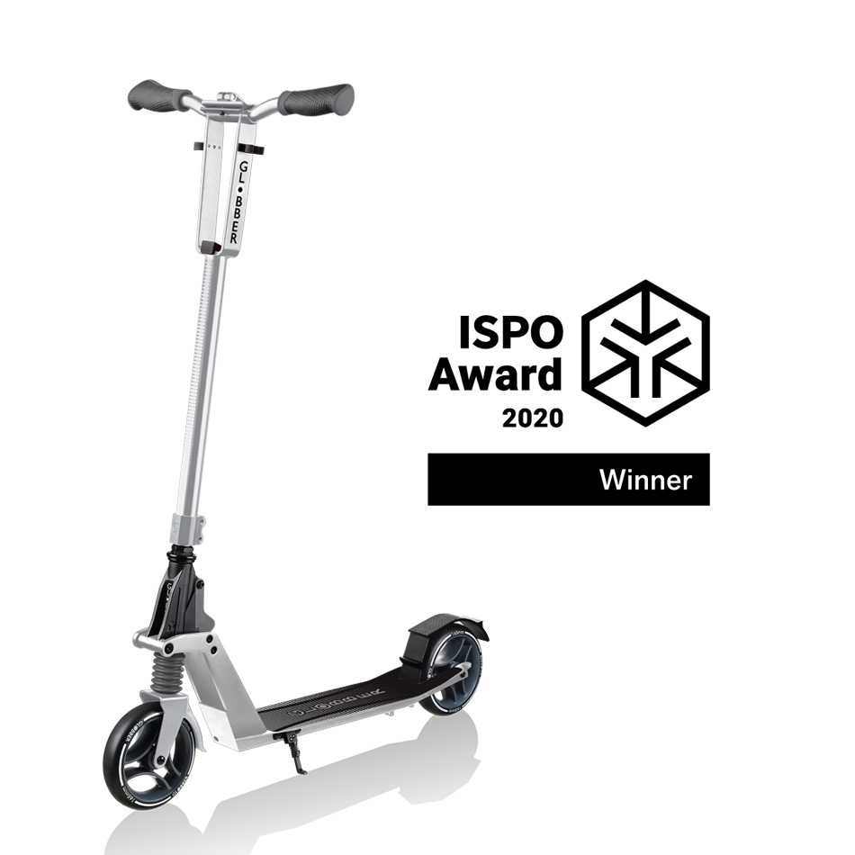 Cover image of ONE K 165 BR has won the ISPO Award 2020!