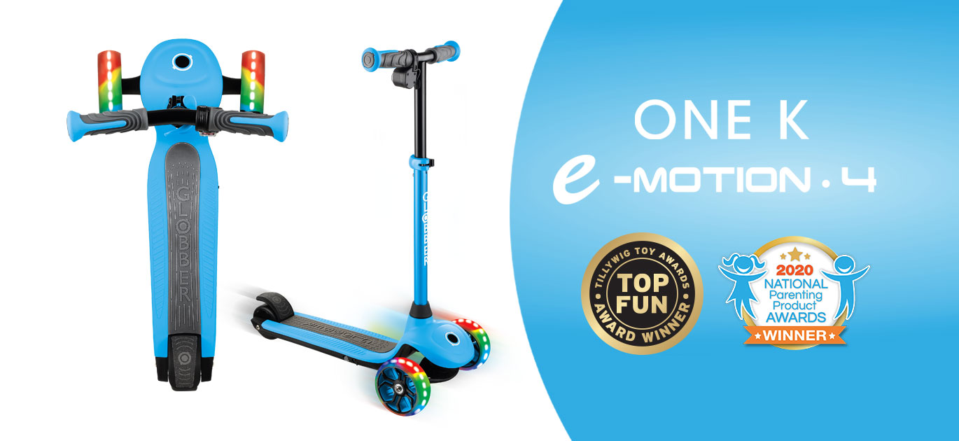 ONE-K-E-MOTION-4-award-winning-electric-scooter-for-kids