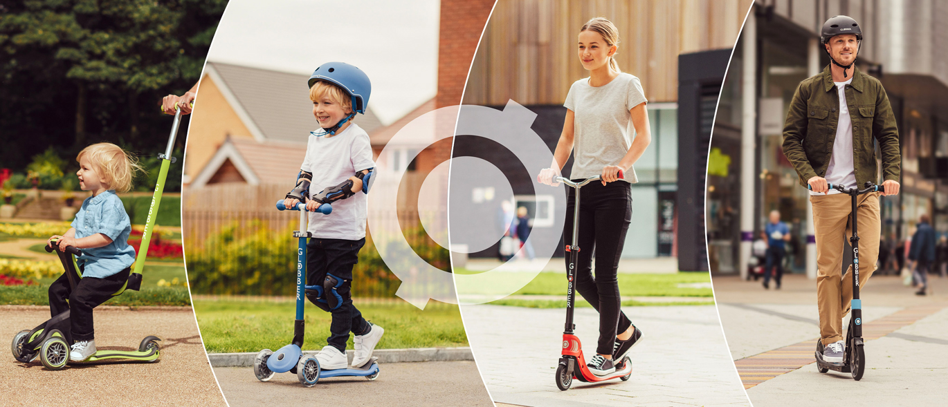 Cover image of Globber Scooters Official Blog