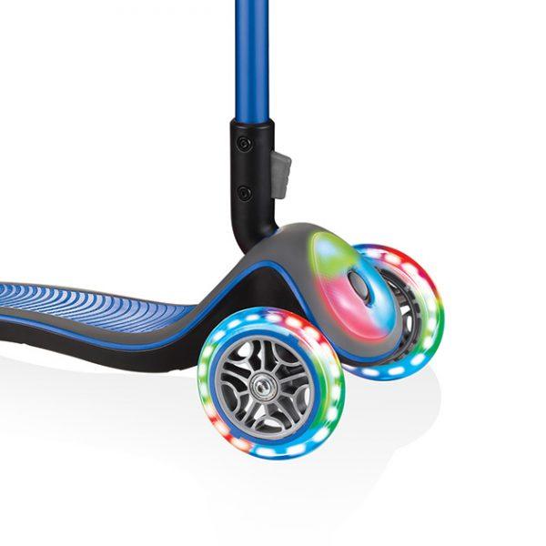 Globber ELITE - Best light up scooter for boys and girls