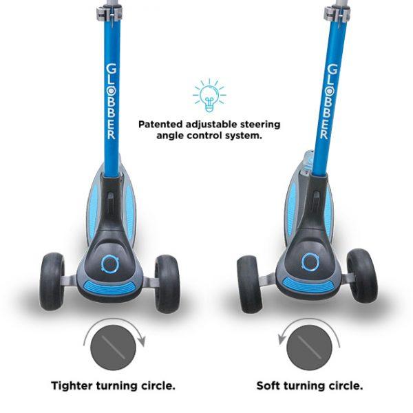 Globber ULTIMUM - Best 3 wheel scooter for girls and boys