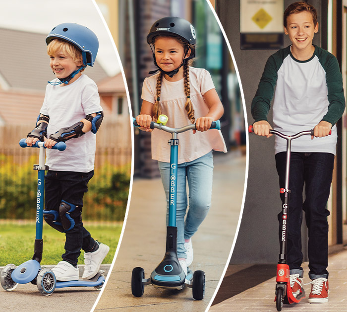 Cover image of Top 7 Best Globber Scooters for Kids Aged 5 & 6 Years Old (Girls & Boys)