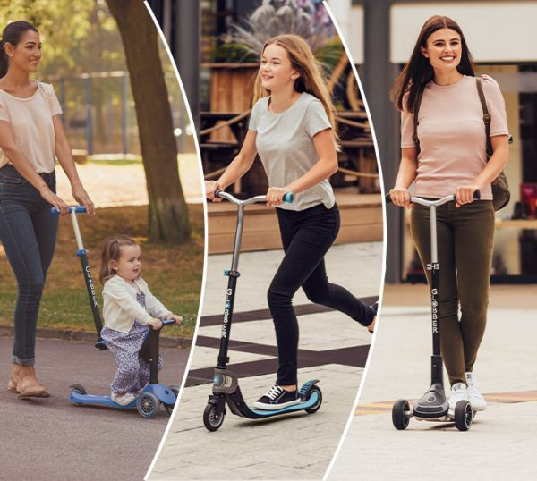 Celebrating International Women's Day with our #GlobberTribe: The Women of Today & Tomorrow on Wheels