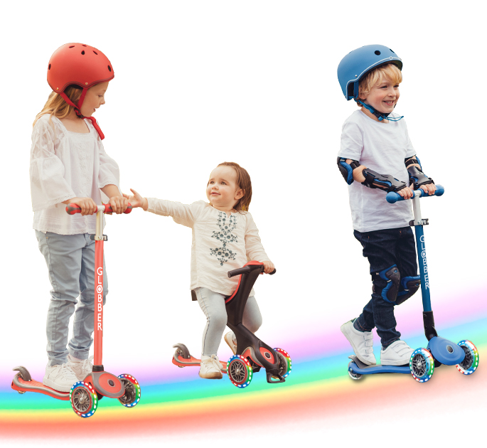 Cover image of The Best Globber Light-up Scooters for Scooting Fun