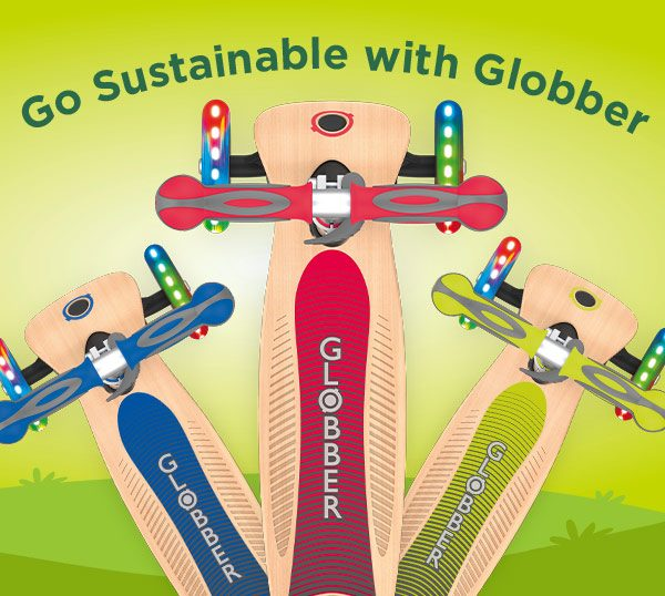 PRIMO FOLDABLE WOOD LIGHTS: Sustainable Urban Mobility for Kids