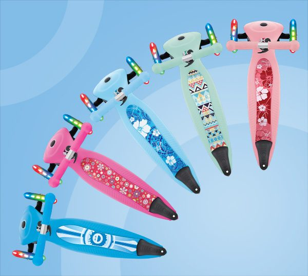 Globber Launches New JUNIOR Series: Best 3 Wheel Scooters for Toddlers Aged 2+