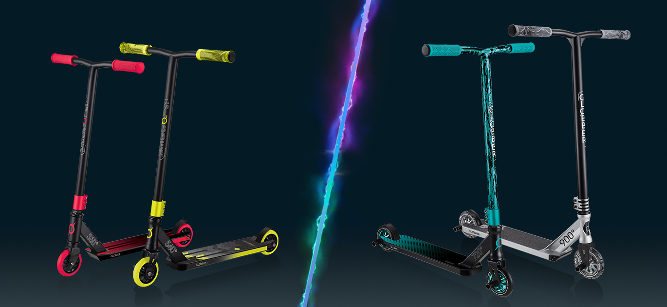 What is the best Globber GS stunt scooter to buy?