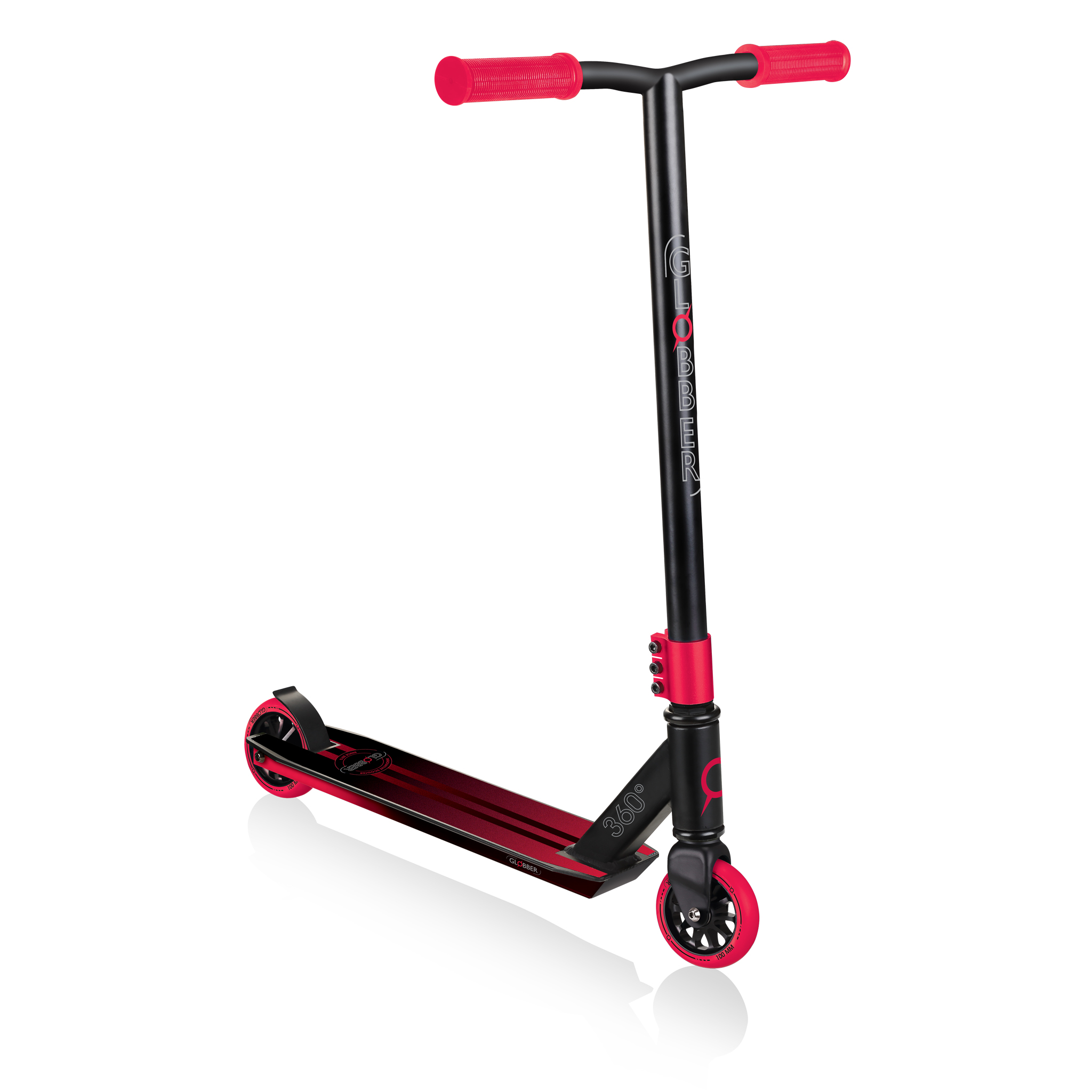 Globber GS 360 is the best stunt scooter for beginners