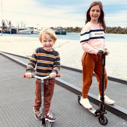 [Parent's Review] Family Fun Moments on Globber's MASTER, ONE K 125 and ONE NL 205 Scooters