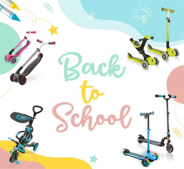 Back-to-school rides, anyone? Must-have scooters for your kids' daily school run