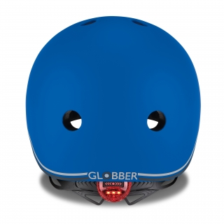 EVO-helmets-scooter-helmets-for-toddlers-with-LED-lights-safe-helmet-for-toddlers-navy-blue thumbnail 2