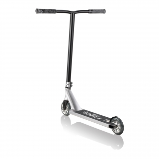 Globber-GS-900-best-stunt-scooter-with-NECO-headset-and-6063-aluminium-anodized-CNC-double-clamp-grey thumbnail 3