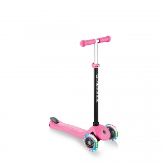 GO-UP-SPORTY-PLUS-LIGHTS-scooter-with-seat-scooter-mode_deep-pink thumbnail 4