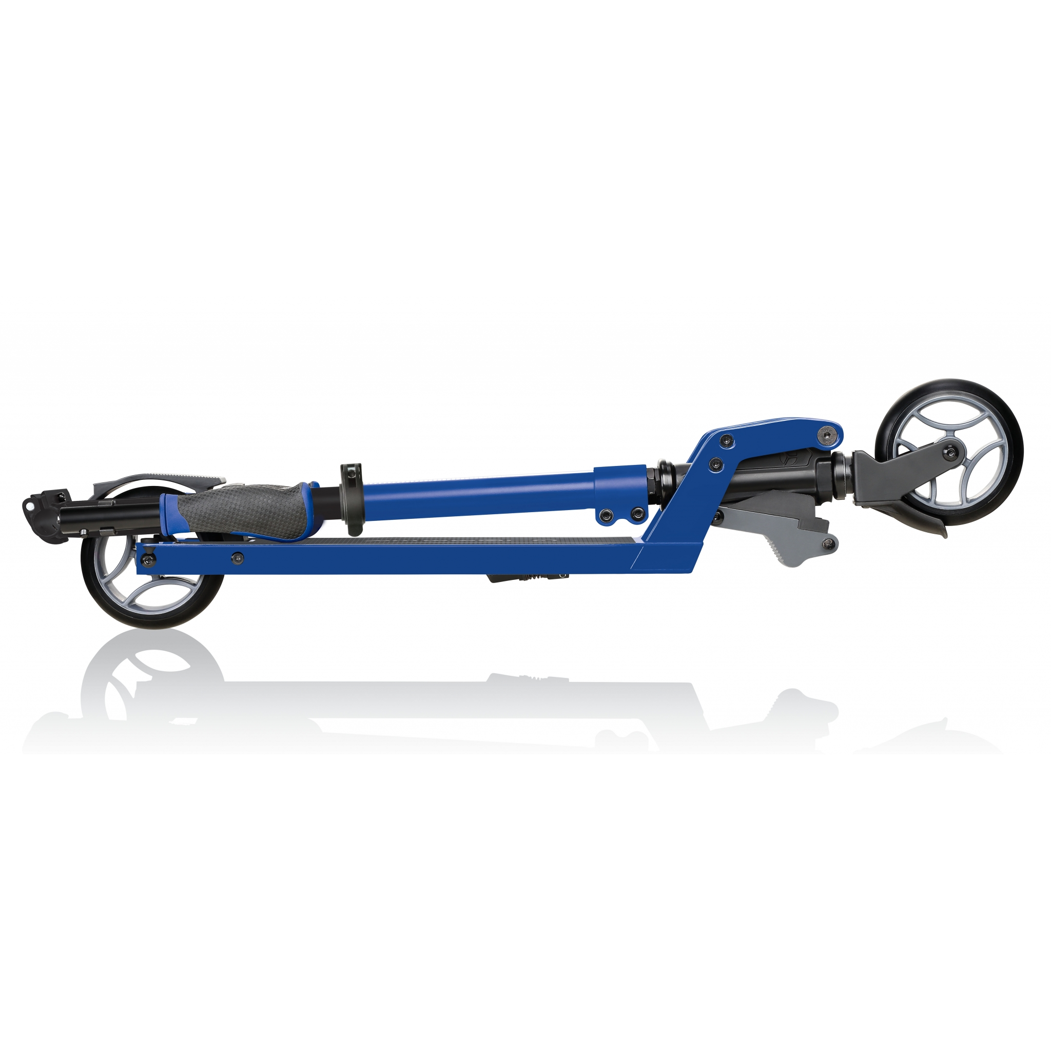 ONE-K-125-2-wheel-teen-scooter-foldable-scooter-and-handlebars_blue 3