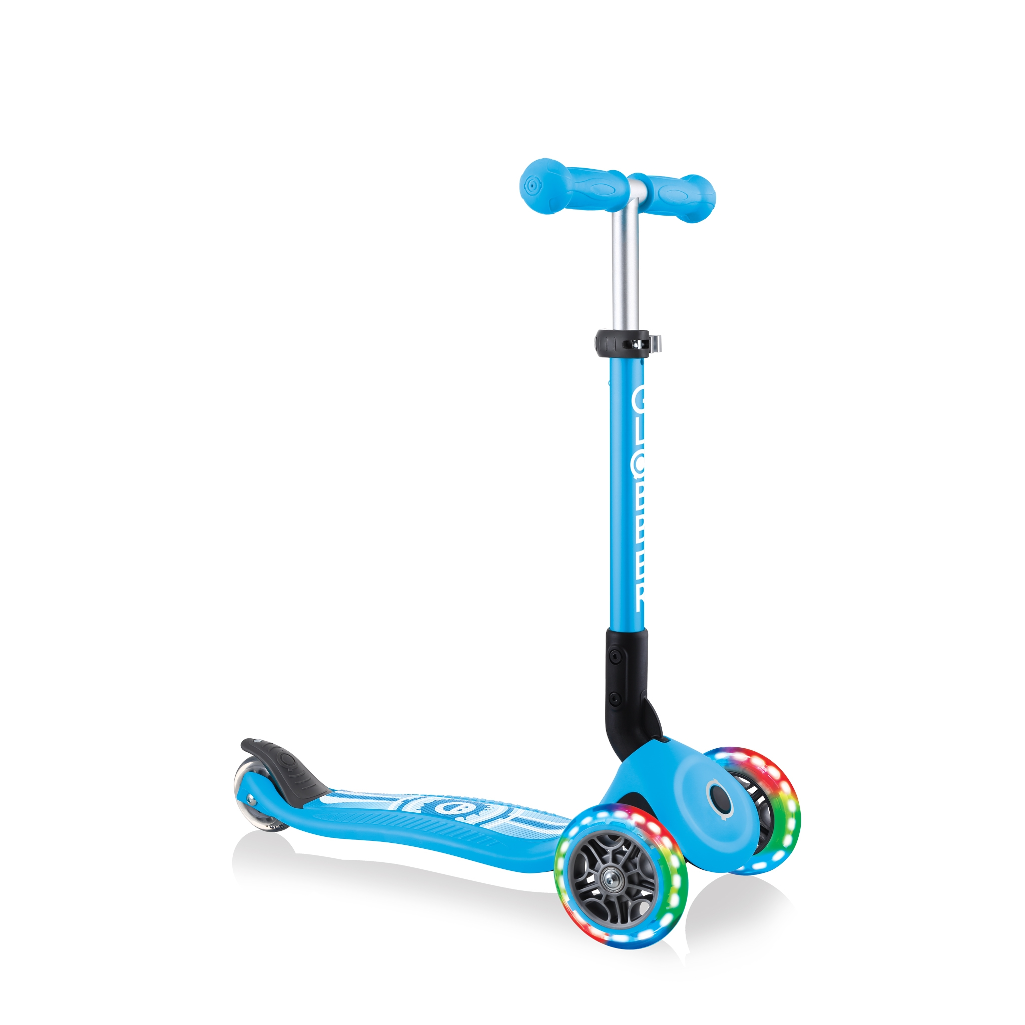 junior-foldable-fantasy-lights-3-wheel-scooter-for-toddlers 0