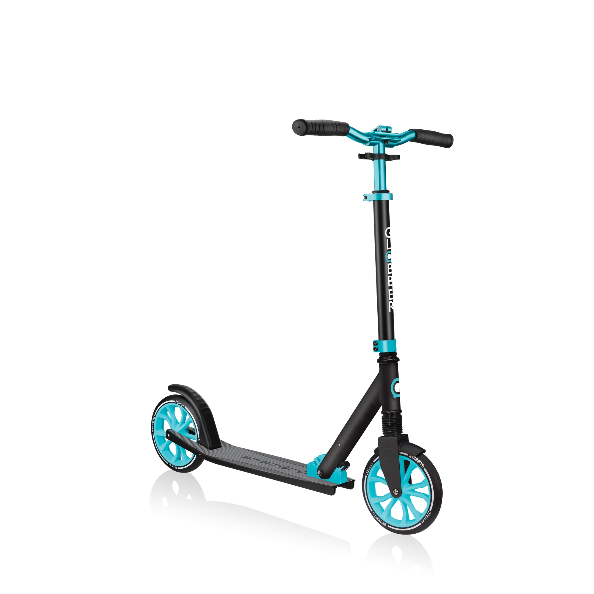 Globber-NL-205-big-wheel-scooter-for-kids-aged-8-and-above 0