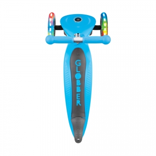 Globber-GO-UP-FOLDABLE-PLUS-LIGHTS-light-up-scooter-with-seat-for-toddlers-with-wide-deck thumbnail 6