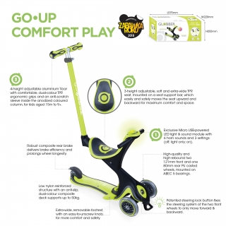 Product (hover) image of GO UP COMFORT PLAY