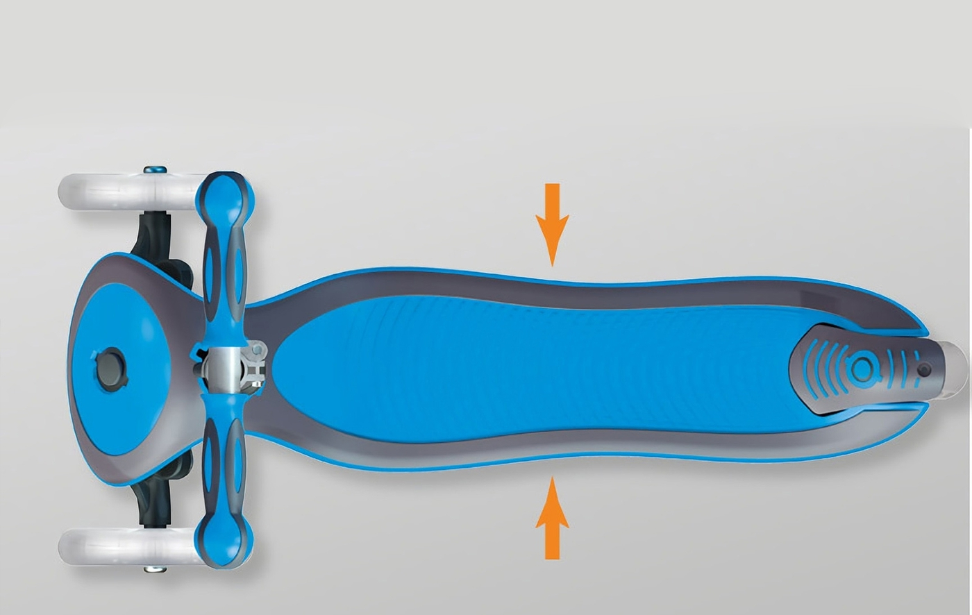 Extra-Wide Scooter Deck
