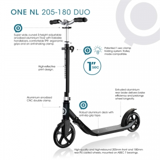 Product (hover) image of ONE NL 205-180 DUO