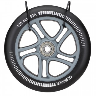 Product image of 1 ROUE 125mm ONE NL 125/ONE NL 125 DELUXE