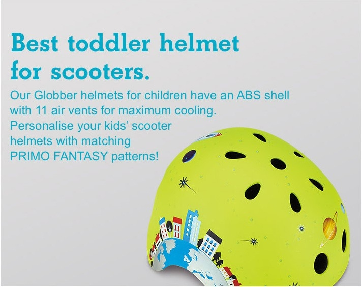 Best toddler helmet for scooters.