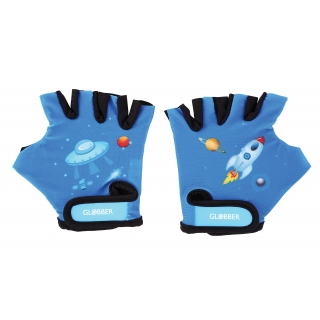 printed scooter gloves for toddlers - Globber thumbnail 0