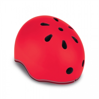 EVO-helmets-scooter-helmets-for-toddlers-in-mold-polycarbonate-outer-shell-new-red thumbnail 0