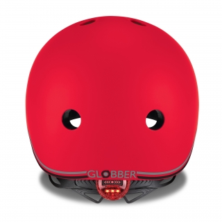 EVO-helmets-scooter-helmets-for-toddlers-with-LED-lights-safe-helmet-for-toddlers-new-red thumbnail 2