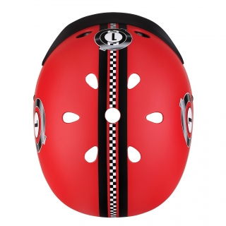 ELITE-helmets-best-scooter-helmets-for-kids-with-air-vents-cooling-system-new-red thumbnail 2