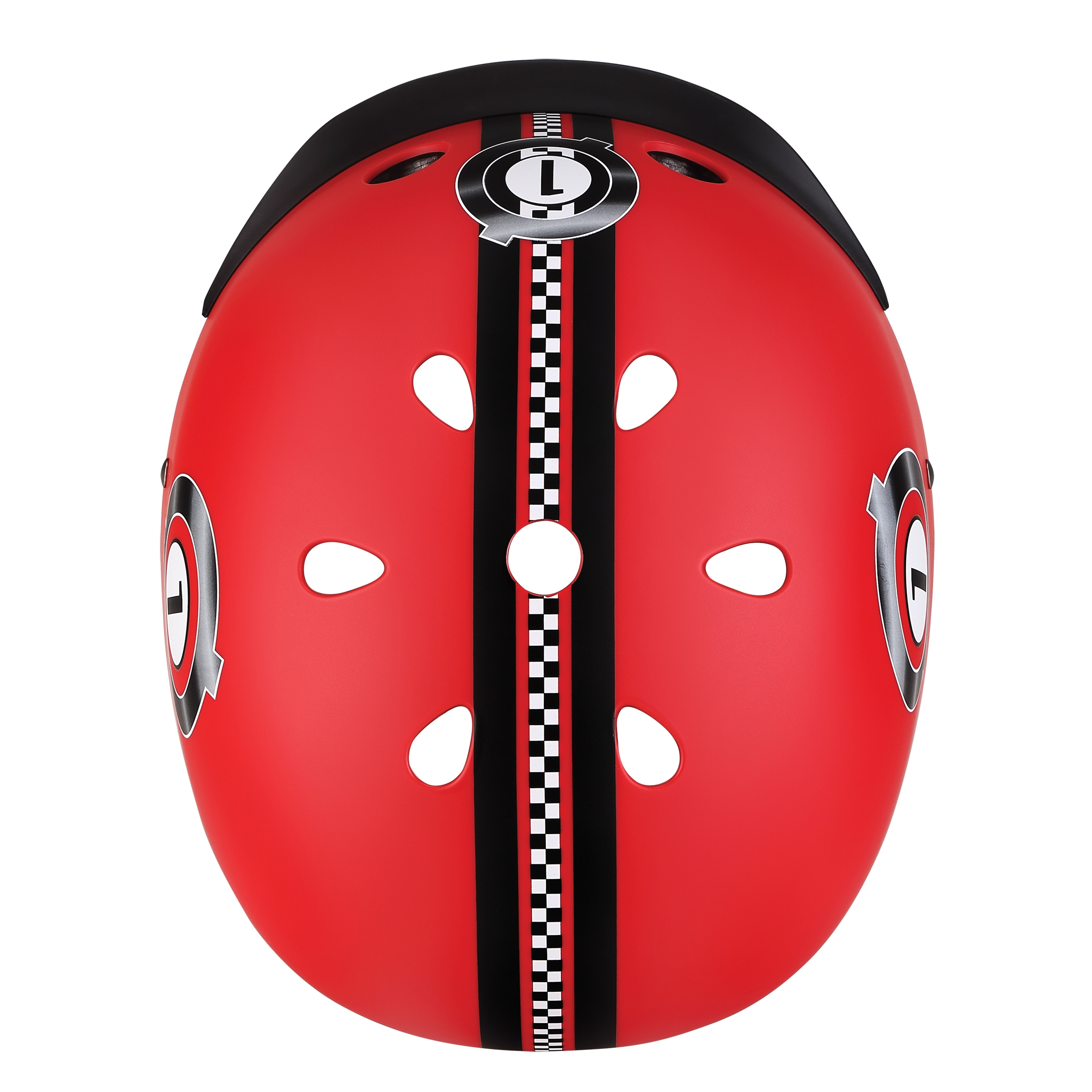 ELITE-helmets-best-scooter-helmets-for-kids-with-air-vents-cooling-system-new-red 2