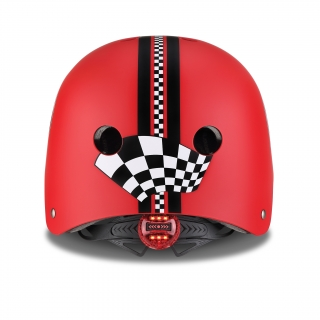 ELITE-helmets-scooter-helmets-for-kids-with-LED-lights-safe-helmet-for-kids-new-red thumbnail 4