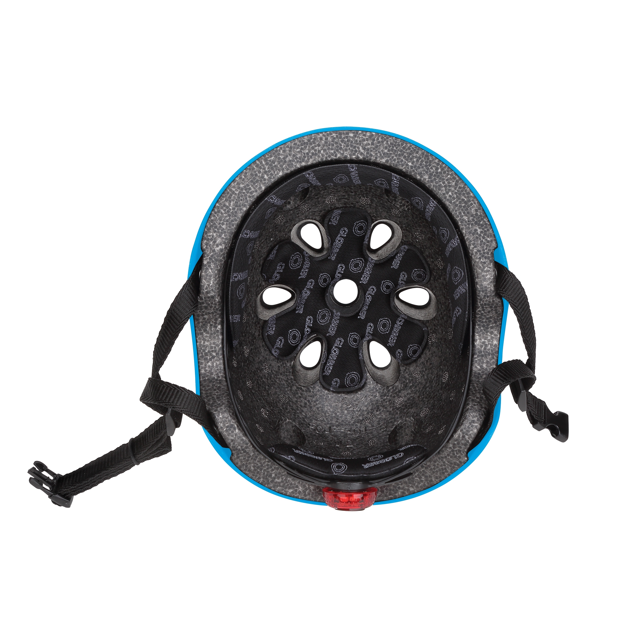 PRIMO-helmets-scooter-helmets-for-kids-with-comfortable-pads-sky-blue 4