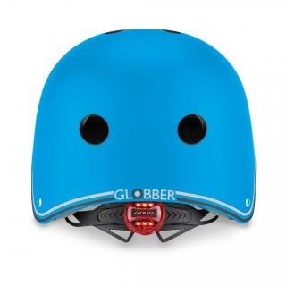 PRIMO-helmets-scooter-helmets-for-kids-with-LED-lights-safe-helmet-for-kids-sky-blue thumbnail 2