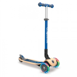 PRIMO-FOLDABLE-WOOD-LIGHTS-3-wheel-foldable-light-up-scooter-with-FSC-certified-7-ply-wooden-scooter-deck_navy-blue