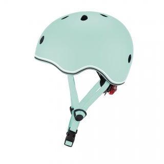 GO-UP-helmets-scooter-helmets-for-toddlers-with-adjustable-helmet-knob-pastel-green thumbnail 1