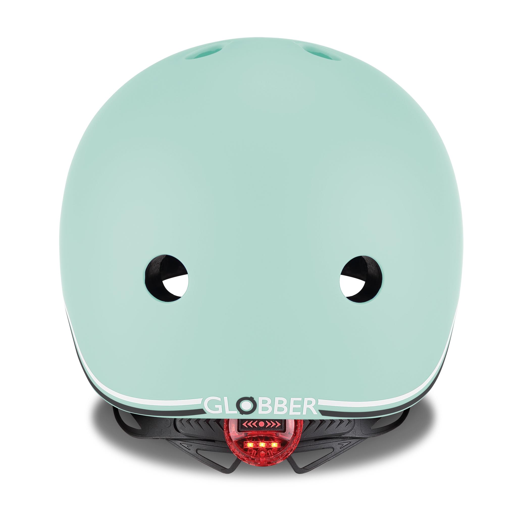 GO-UP-helmets-scooter-helmets-for-toddlers-with-LED-lights-safe-helmet-for-toddlers-pastel-green 2