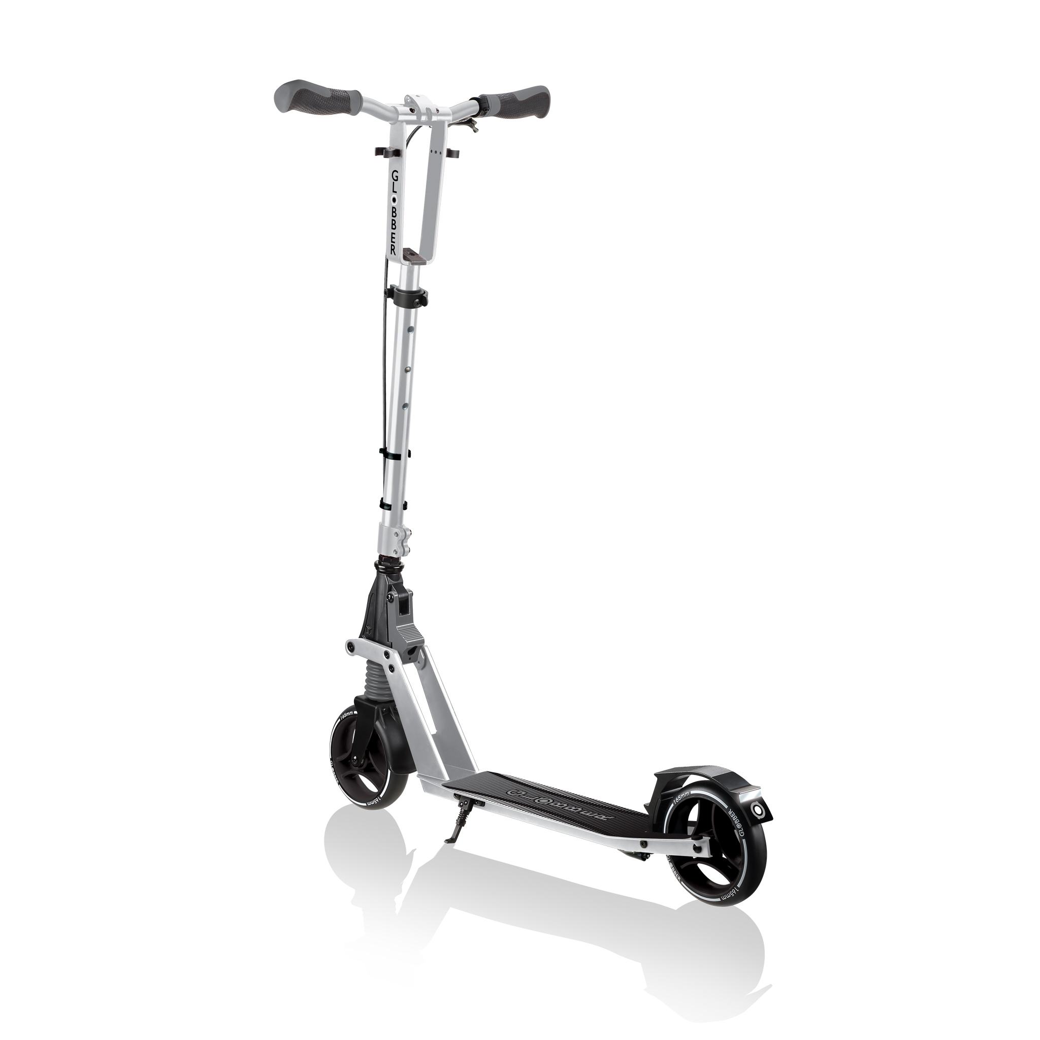 scooter with suspension - Globber ONE K 165 BR 5